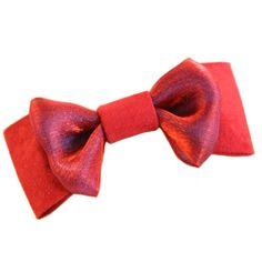 Beautiful Red Yarn Bow Hair Claw Fashion Hair Clip Creative Hair Claw/Hairpin -- This is an Amazon Affiliate link. See this great product.