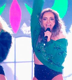 Jade looking gorgeous as always during their Brits awards performance of Black Magic ❤️