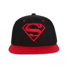 """Superman SnapBack Hat~For my babe....Perfect, he's my """"Superman"""" & its his initials too~Perfect~  :)"""