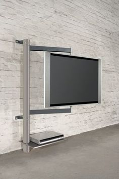 Wissman TV Halter kaufen im borono Online Shop Buy Wissman TV Holder at the borono online shop Tv Wall, House Design, Swivel Tv Stand, Tv Wall Unit, Wall Mounted Tv, Tv Stand, Tv Stand Room Divider, Furniture Design, Wall Unit