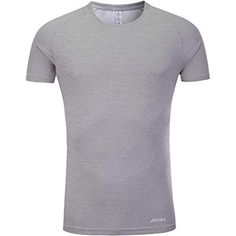 Akilex Men's Sports Short Sleeve Comfortable Dry Fit Athletic Running Shirts Top -- You can get more details by clicking on the image. (This is an affiliate link) Running Shirts, Sport Shorts, Promotion Code, Fitness, Sports, Mens Tops, Athletic, Link, Sleeve