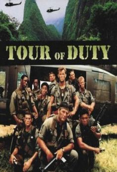 Tour of Duty, American drama television series from Kim Delaney, Movies And Series, Movies And Tv Shows, Tv Series, Kelly Hu, Great Tv Shows, Old Tv Shows, The Things They Carried, Movie Covers