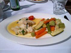 Coda di rospo al guazzetto @ Restaurant Toscano im Puls 5!