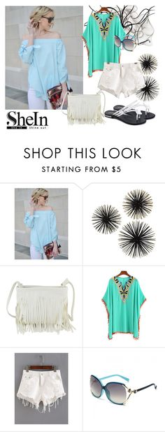 """""""shein 8"""" by aida-1999 ❤ liked on Polyvore"""
