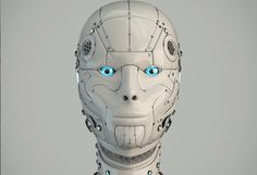 Mitsuku chatbot wins Loebner Prize for most humanlike A.I. Portrait Robot, Tech Toys, User Experience Design, Geek Fashion, Doll Repaint, Technology, Make It Yourself, How To Make, Robots