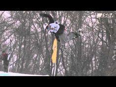 第31回JSBA全日本スノーボード選手権大会 HP競技 (大会1日目・3月10日)