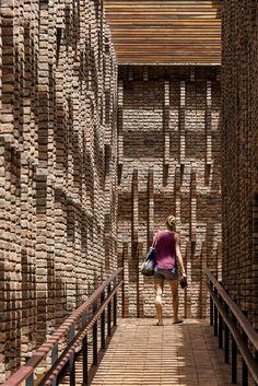 Galería de Galería de arte Claudia Andujar / Arquitetos Associados - 4