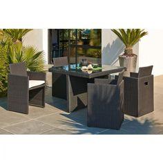 1000 ideas about fauteuil noir on pinterest - Fauteuil de jardin pvc ...