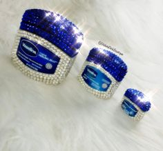 Vaseline Petroleum Jelly, Vaseline Lip, Bff Christmas Gifts, Pinturas Disney, Bff Gifts, Airpod Case, To Loose, Lip Gloss, Swarovski Crystals
