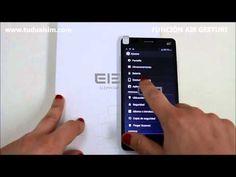 Elephone P3000S Unboxing review en español oficial Tudualsim