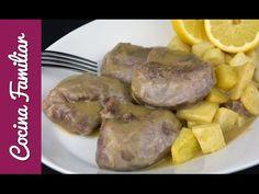 Carrilleras de cerdo con salsa de limón | Javier Romero - YouTube