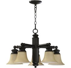 $184 comes in satin nickel View the Quorum International Q6474-5 5 Light Down Lighting Chandelier from the Madison Collection at Build.com.
