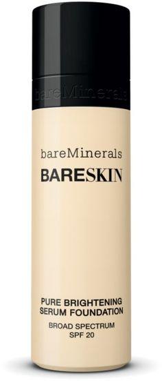 BareMinerals bareMinerals bareSkin Foundation SPF 20 Bare Porcelain 01 Ulta.com - Cosmetics, Fragrance, Salon and Beauty Gifts