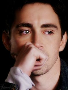 I love you till the end, Lee Pace!