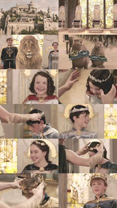 Once a king or queen of Narnia, always a king or queen