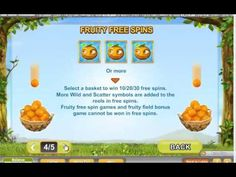 http://slotbonuses.info/Mega-Scratch.php play Fruity Friends and get with your free £5 No Deposit Bonus direct at http://record.gamingrevenueshare.com/_9H5exeV5uGJZSuvhn4yj1mNd7ZgqdRLk/1/ from Mega Scratch and win even more. And for USA AND international player, get our Hot No Deposit News: Also free sign up for $495 no deposit bonus offers and ...
