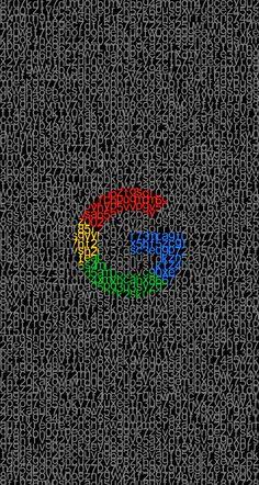 Google Typography wallpaper by Studio929 - 82ef - Free on ZEDGE™