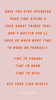 Life Quotes : use your time wisely. - The Love Quotes The Words, Cool Words, Positive Quotes, Motivational Quotes, Inspirational Quotes, Pretty Words, Beautiful Words, Cute Quotes, Words Quotes