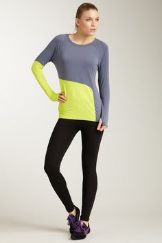 One can never have too many workout leggings! {Puma}