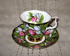 Royal albert - Lady's Slipper - Tea Cup Set