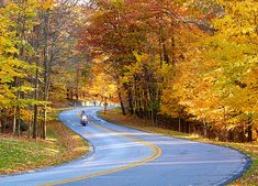 Rides I want to make: Route 50, The George Washington Highway in West Virginia