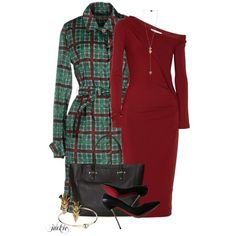 The Coat, created by jackie22 on Polyvore