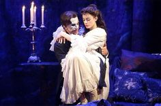 I think this is chris mann in the us tour of Phantom of the opera