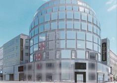 """WIEN: RUBY HOTEL FÜR """"MARIAHILFER ZENTRALPALAST"""" Das Stafa in Neubau bekommt endlich eine neue Aufgabe. Und ein Hotel mit gratis E-Gitarren und Hollandrädern. Das Ruby Marie."""