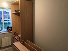 Bedroom Storage Problems Solved With A Cabin Bed - The Cabin Bed Company Box Bedroom, Bedroom Storage, Stairs Bulkhead, Building A Cabin, Bed Company, Double Wardrobe, Cupboard Wardrobe, Bed With Drawers, A Shelf