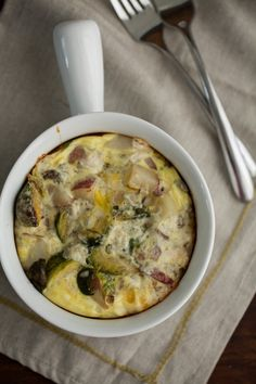 roasted brussels sprout and potato egg bake naturally ella roasted ...