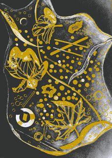 ARTES, DESARTES E DESASTRES CONTEMPORÂNEOS.: Julho-Agosto de 2011 Bioformas Técnica mista: guache e interf. digitais sobre papel           Olhai as folhas de Campos