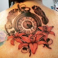 Black, gray, and color piece by Kiki #tattoo #tattoos #tat #ink #inked #tattooed #tattoist #coverup #art #design #instaart #instagood #sleevetattoo #handtattoo #chesttattoo #photooftheday #tatted #instatattoo #bodyart #tatts #tats #amazingink #tattedup #inkedup #backtattoo #hibiscus #flowertattoo #compasstattoo #footprint #footprinttattoo