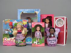 More Minis! Part 1: The Funville Sparkle Girlz   The Toy Box Philosopher