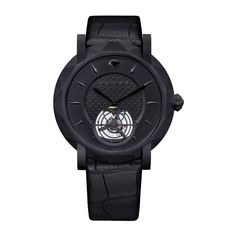 Graff - A black diamond - Trends and style - WorldTempus Unique Clocks, Black Diamond, Michael Kors Watch, Watches, Rings, Accessories, Luxury, Jewelry, Style