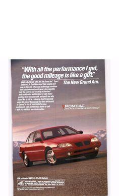 1993 Pontiac Grand Am - National Geographic June 1993