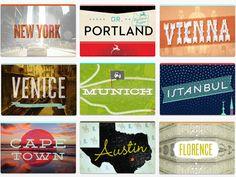 Cities by kellianderson