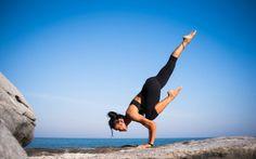 Sea and yoga