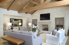 Photos: Kim Kardashian and Kanye West's new home - living room