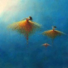 Autumn flight by Jimmy Lawlor - PRINT - The Keeling Gallery