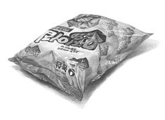 30 Packaged Products Pencil Drawing Ideas - New Realistic Pencil Drawings, Detailed Drawings, Pencil Art Drawings, Art Sketches, Still Life Sketch, Still Life Drawing, Object Drawing, Teaching Art, Learn To Draw