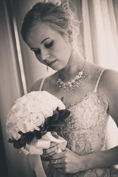 bride preperation