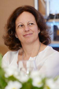 Deborah em almoço reunião da ABBI. Em 16 de Dezembro