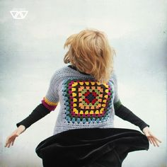 Crochet Granny Inspiration ❥ 4U // hf