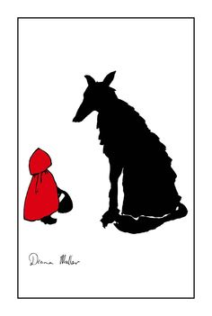 Big Bad: Red Riding Hood by Diana Muller