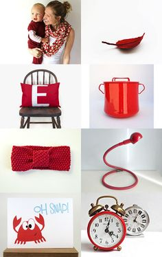 Red Inspiration --Pinned by xurple.etsy.com with TreasuryPin.com