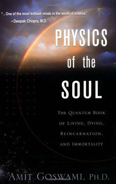 Physics of the Soul: The Quantum Book of Living, Dying, Reincarnation, and Immortality by Amit Goswami, http://www.amazon.com/dp/B0028N60U6/ref=cm_sw_r_pi_dp_S4Ontb0JJNPZV
