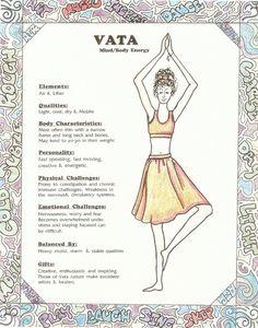five elements of ayurveda | Vata