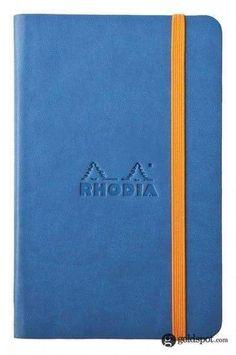 RHODIA Rhodiarama Sapphire Blank 90 g 96 sh 3 ½ x 5 ½