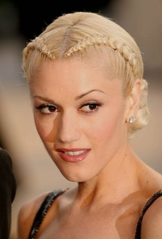 Gwen Stefani-Homecoming Hairstyles from Young Hollywood l…