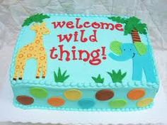 jungle food ideas...  Wild boar sandwich- meat sandwich  Chocolate covered 'ants'- Raisins  Monkey Mixes- Trail mix with banana chips, raisins, nuts, etc.  Tiger tails- Cheetos